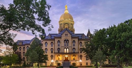 全美最美丽的10所大学 景色美到令人窒息