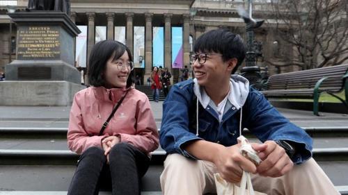 留学产业改变澳城市面貌 中国留学生涌入促文化转型