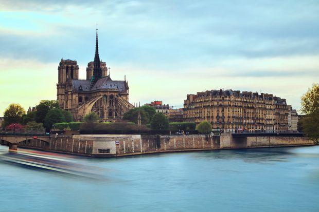 巴黎大学为国际学生推出新款APP 以应对各种问题