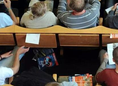 德国留学 上课的这些禁忌你知道吗?