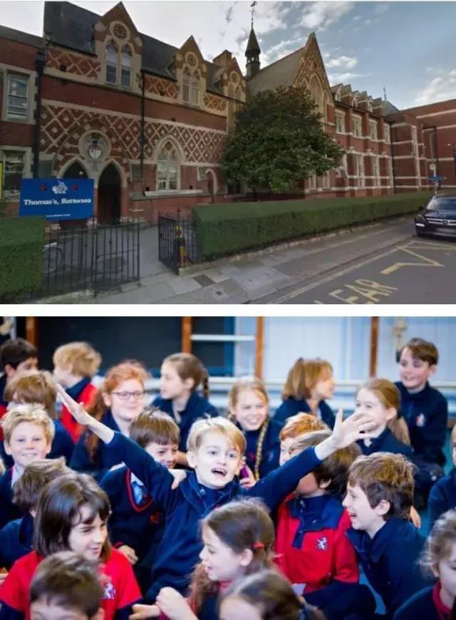 小公主夏洛特也上学了 英国三代王室贵族学校都长什么样