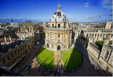 牛津大学2017年秋季招生 女性首次超过男性