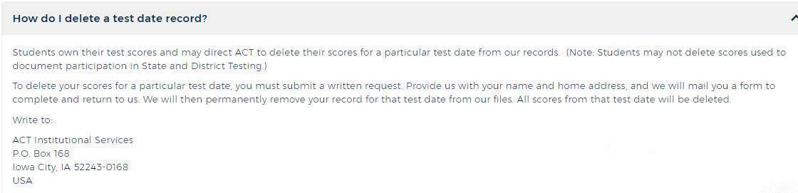 SAT/ACT/AP考生必看!官方取消考试记录政策解析