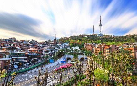韩国留学 中国留学生占一半以上
