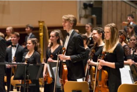 中国音乐生的福利来 去德国深造不是梦