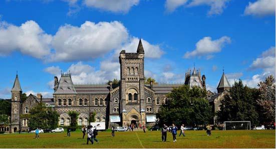 厉害啦!多伦多大学获得了中国政府奖学金名额