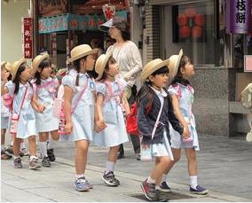 让人佩服的日本儿童教育细节20则