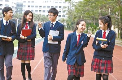国际学校与美国高中有何区别?