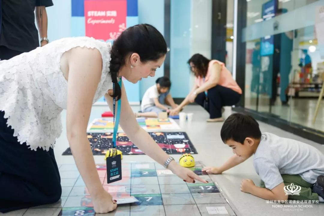 欢迎参加深圳市龙华区诺德安达双语学校开放日