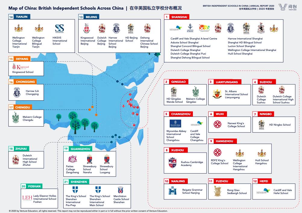 疫情年,英国私校全面涌入中国,再开16家!