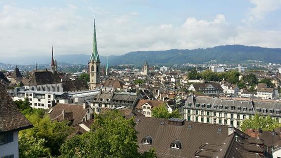 瑞士ETH跻身世界大学前十 打破美英两分天下局面