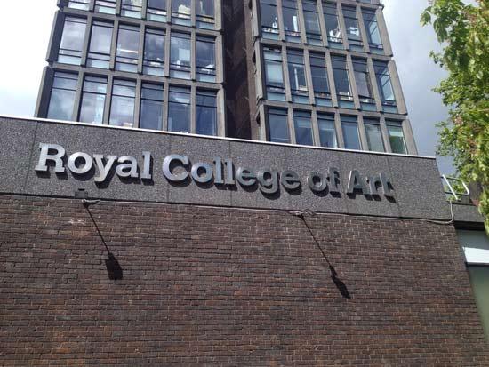 英国最值得读的艺术院校——RCA