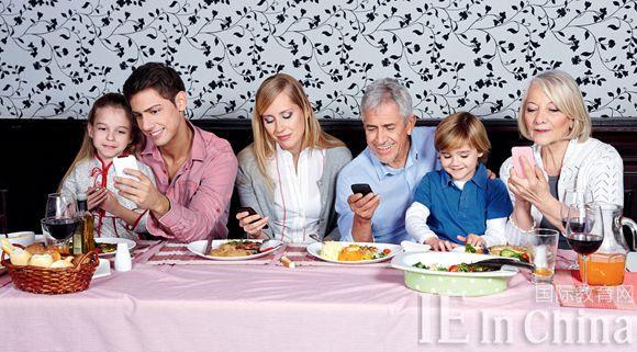美国餐桌教育亲历记