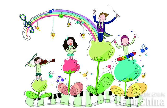 找准音乐和节奏 英语学习不用愁