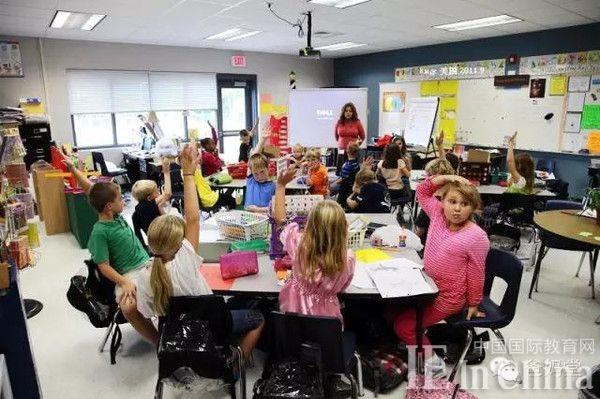 美国孩子从幼稚园到小学五年级都学些什么?