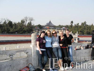 留学不再一头热 欧洲学生看重在华经验