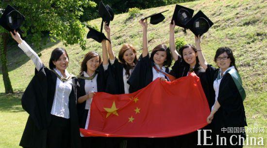 中国留学生在哪些美国大学里扎堆?