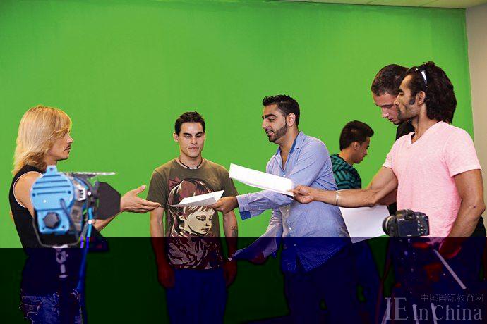 多伦多电影学院:北美影视教育新选择