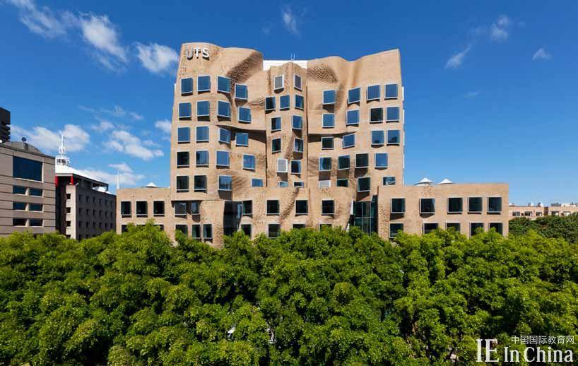 澳大利亚悉尼科技大学住宿环境介绍