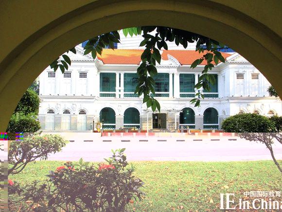 走近新加坡美以美女子学校