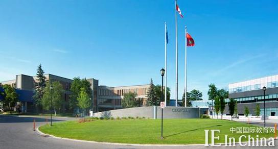 """加拿大乔治亚学院——学院中的""""滑铁卢"""""""