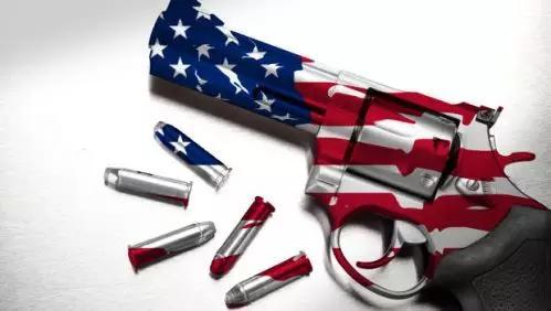 关于美国持枪的19个数字