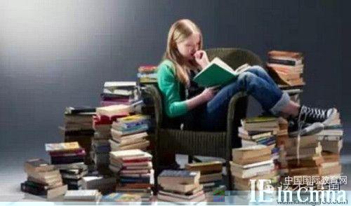 美国小孩的阅读量究竟有多大?值得中国父母反思
