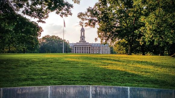 宾夕法尼亚州立大学:工程师的摇篮