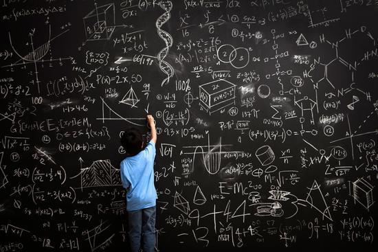 """美国高中数学没那么简单 也有""""重点培养"""""""