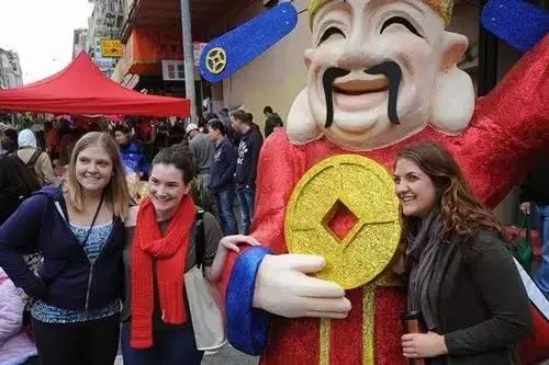 中国留学生在美国留学期间如何过春节?