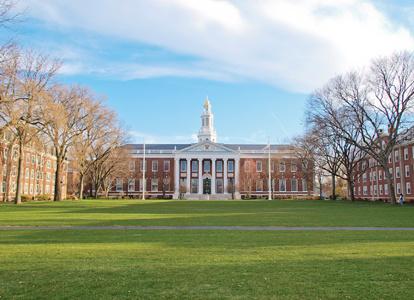 真正的哈佛学霸不会在图书馆耗到凌晨四点半
