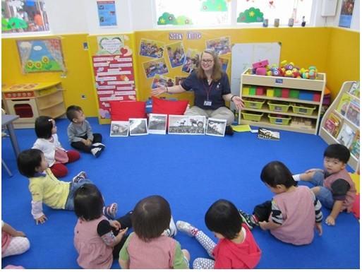 多多国际幼儿园暨幼稚园 双语教学增强语言能力