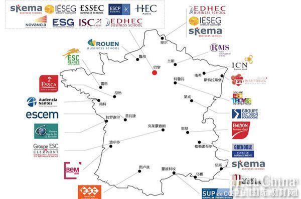 法国留学这些技巧教你如何选校