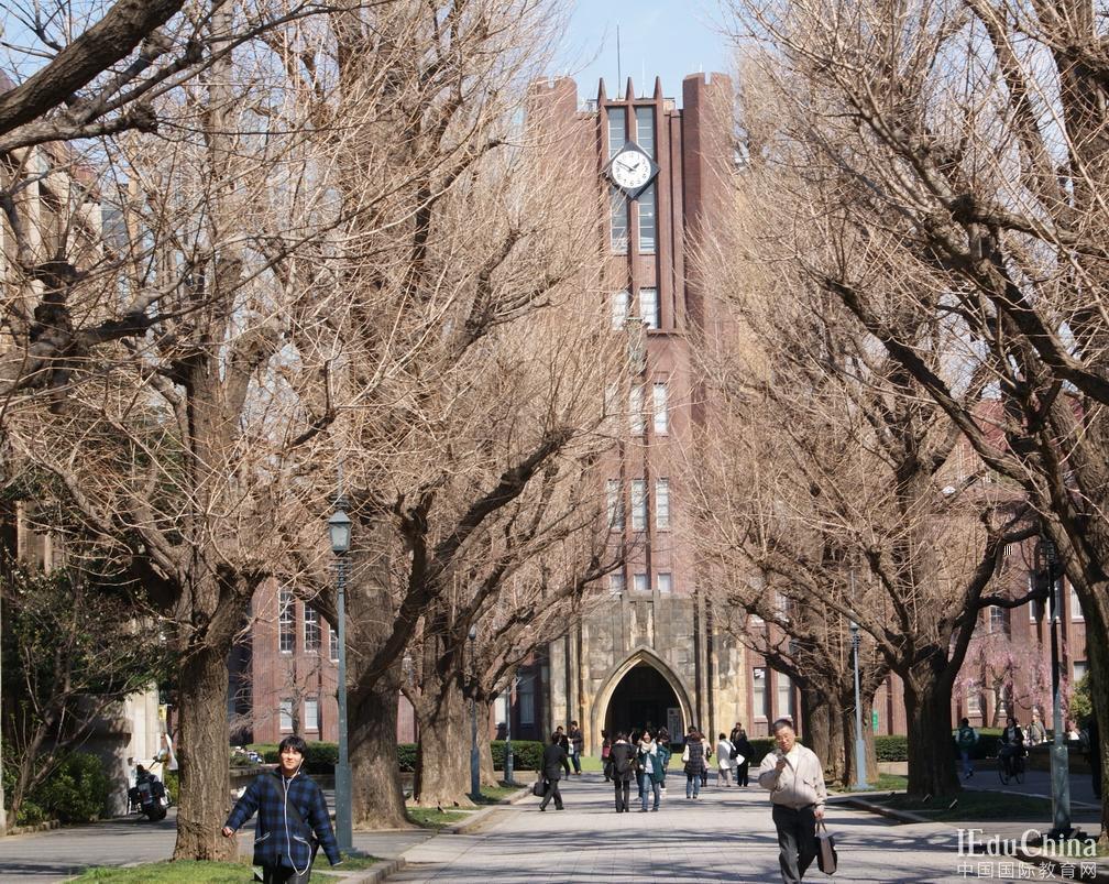 2015年度日本最具培养能力大学排名