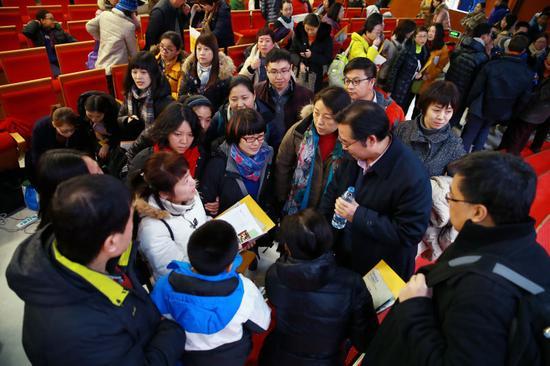 清华附中校长:让每个选国际学校的人不后悔