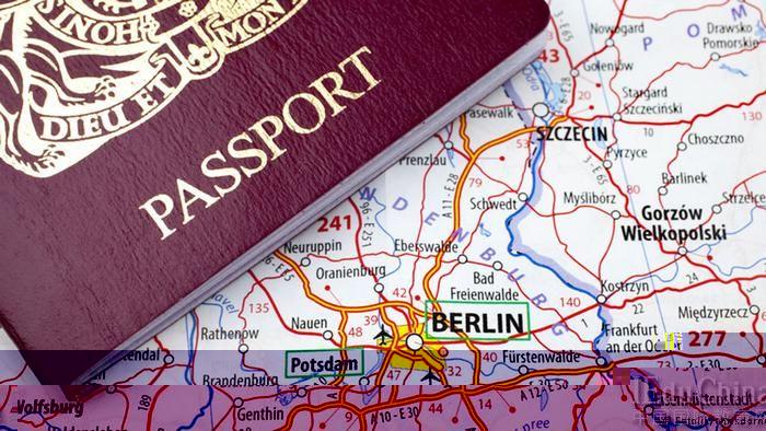 德国留学签证种类详解