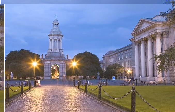 欧洲美女规划师揭秘爱尔兰留学优势