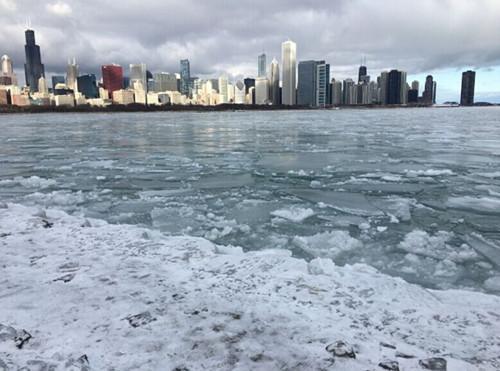 芝加哥一中国留学生跳湖身亡 警方认定为自杀