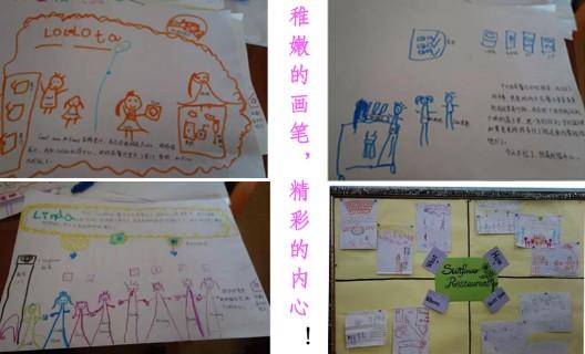 伊顿国际幼儿园教学活动 sunflower餐厅互动记