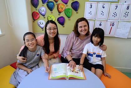 国际老师:把思考能力还给孩子