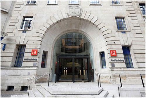 英国伦敦政治经济学院的Alevel成绩要求