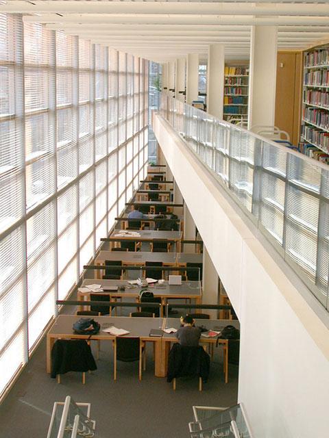 普林斯顿评论2016全美最佳大学图书馆