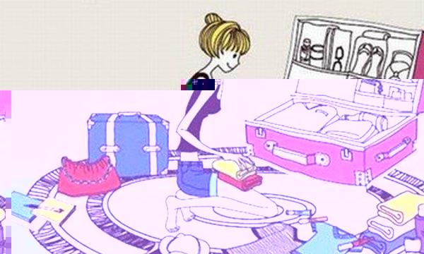 美国留学之行前行李物品清单