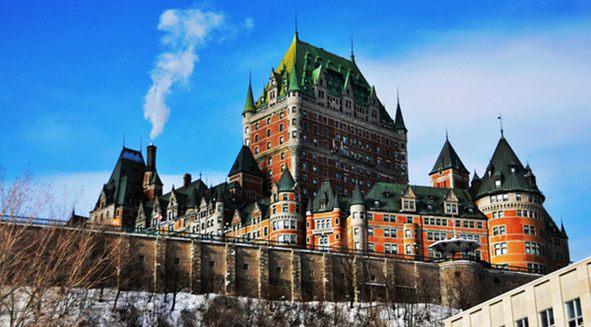 加拿大留学:魁北克极具魅力