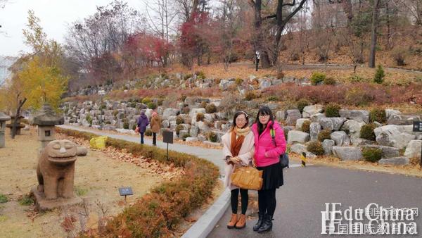 韩国院校考察——梨花女子大学