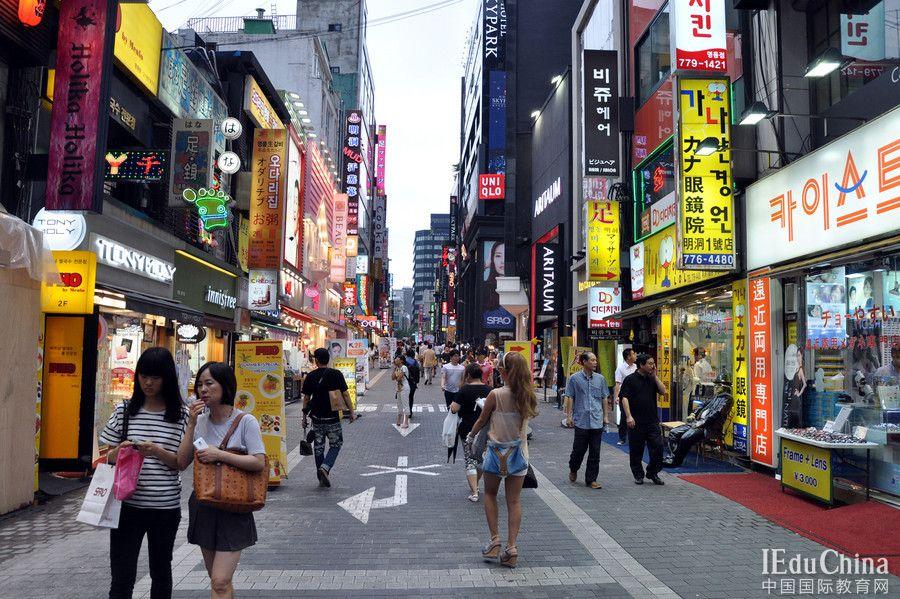 去韩国留学申请本科的最佳时间
