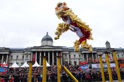 英国各城市2016年中国年活动汇总