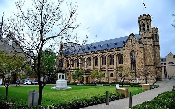 澳洲八大名校留学费用和世界大学排名
