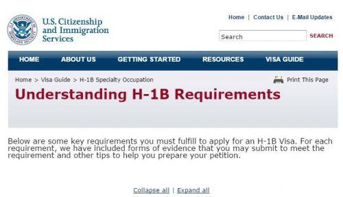 文科商科H1B申请之难点解析