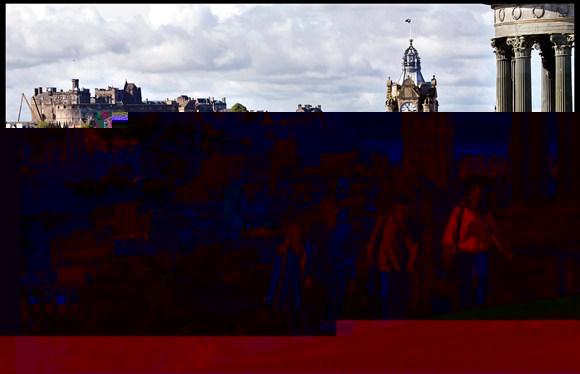"""爱丁堡的""""光辉岁月"""" 苏格兰留学琐记"""